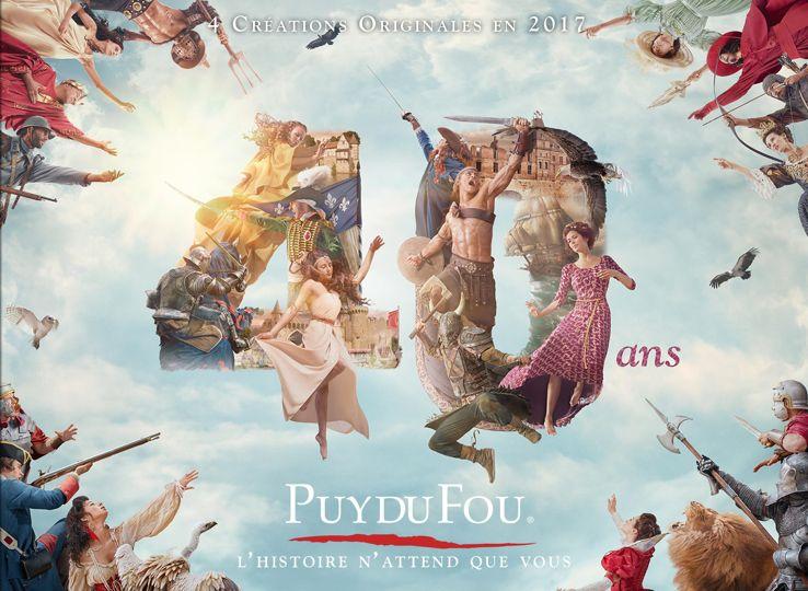 KiddyResto - Concours Puy du fou