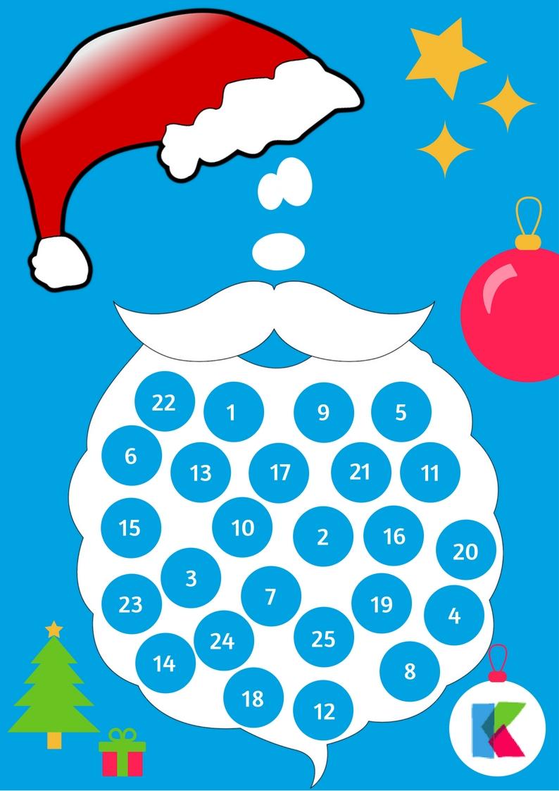 KiddyResto - calendrier de l'avent
